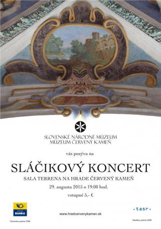 Sláčiková koncert