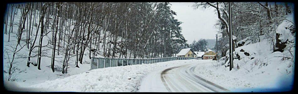 zimná Píla